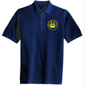 Adult Polo Shirt with printed logo
